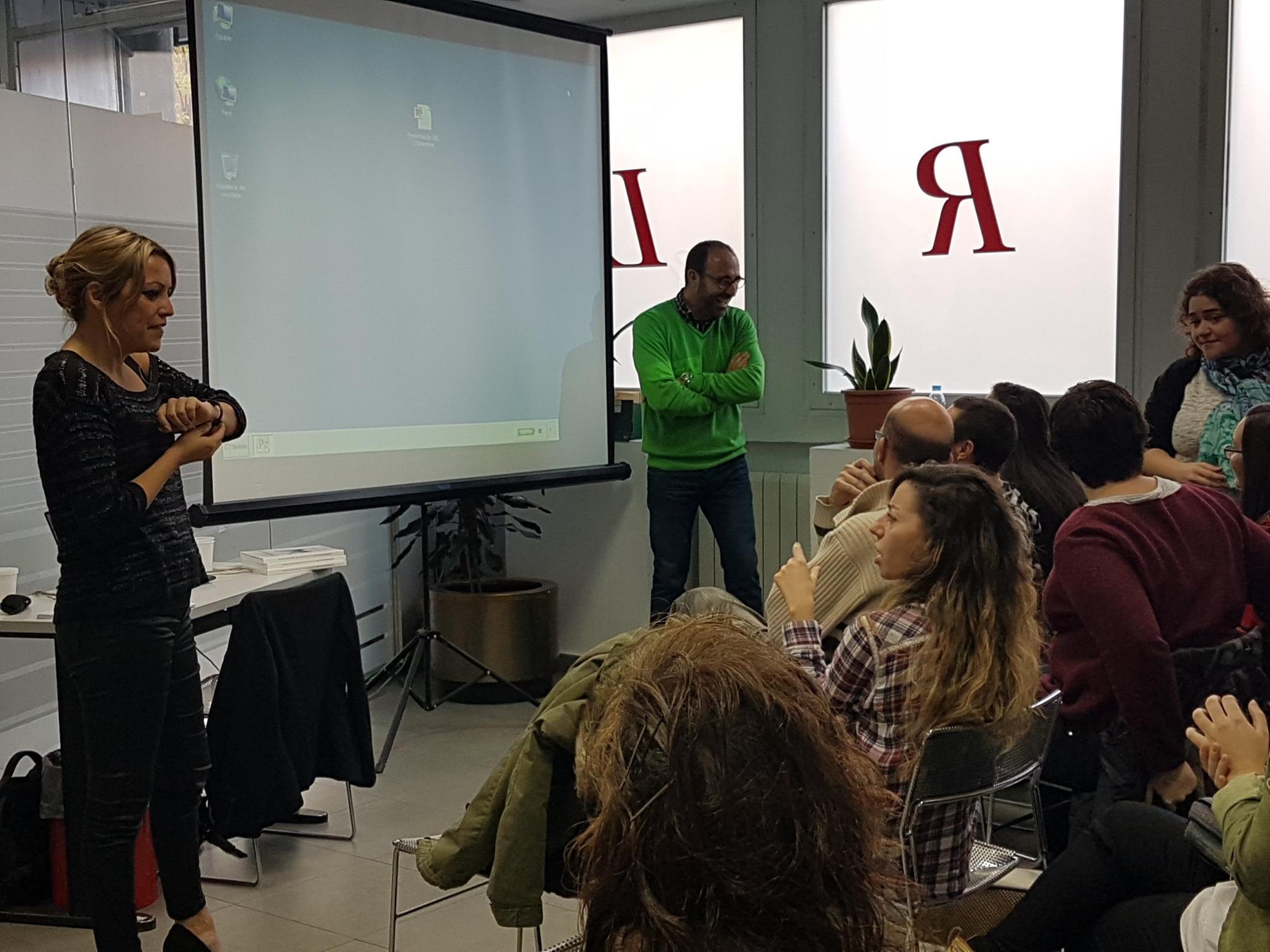 conferencia feminización de la voz madrid