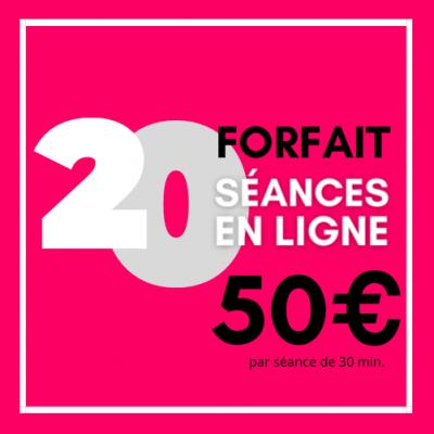 20 SÉANCES DE FÉMINISATION DE LA VOIX