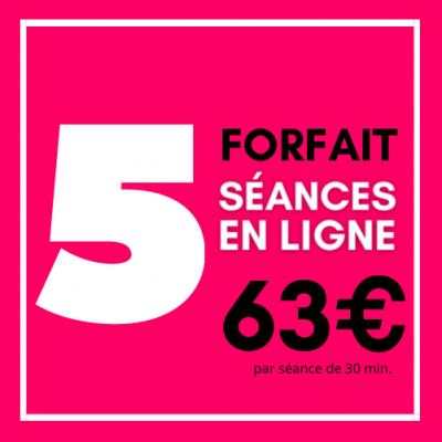 5 SÉANCES DE FÉMINISATION DE LA VOIX