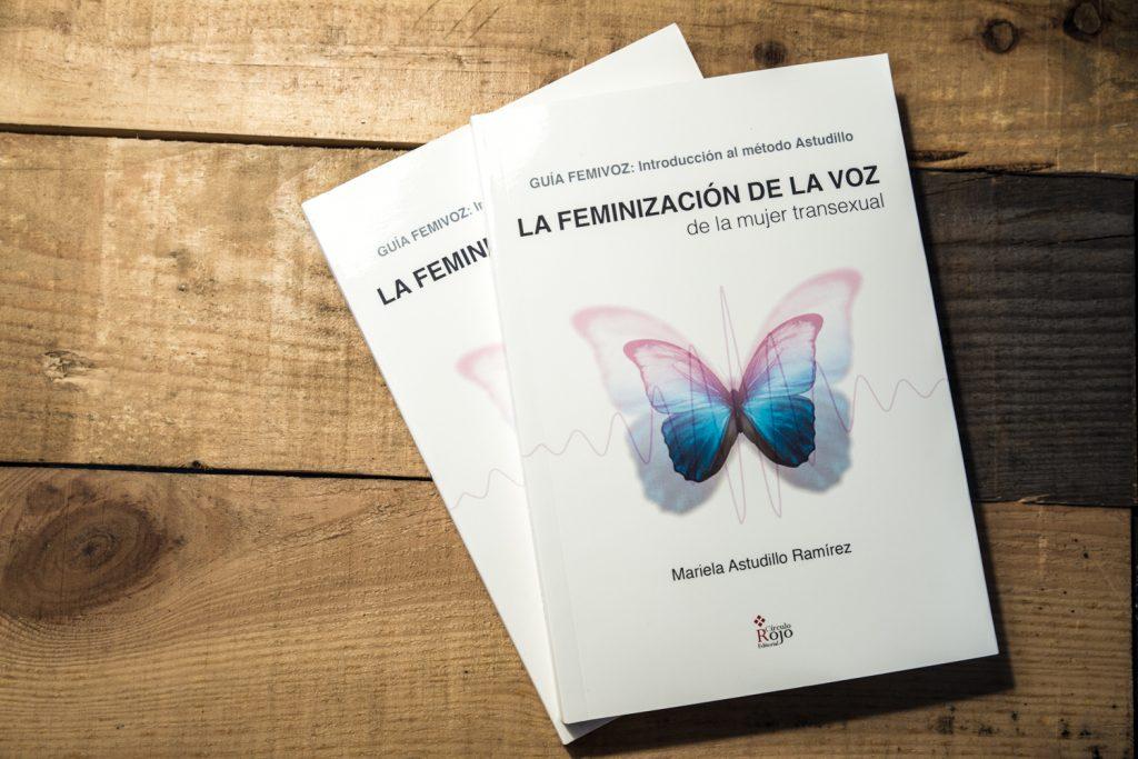 libro feminización de la voz