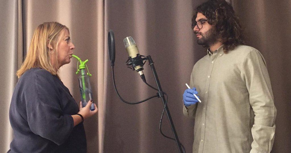 Patología vocal