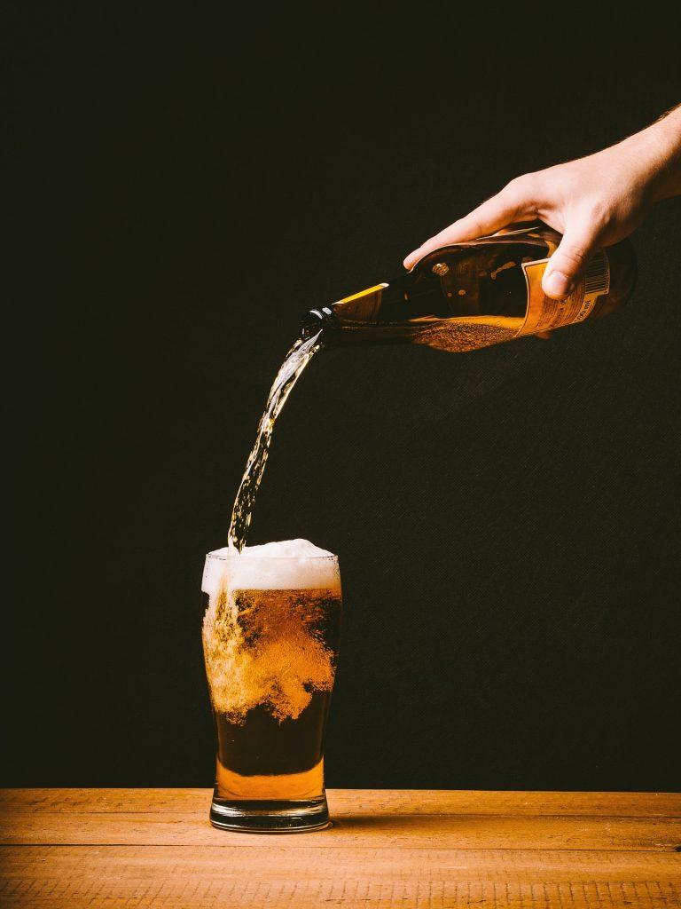 Alcohol y distillación
