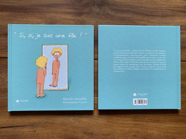 livre pour enfants transgénérisme