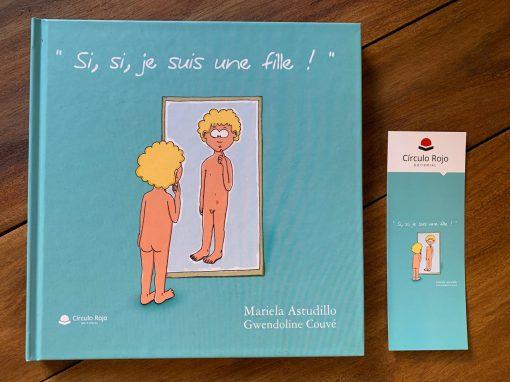 Libro niña transgénero