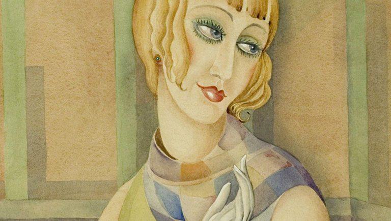 Lili Elbe portrait